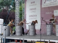 Percussioni Industriali live at Avon Running Tour 2012