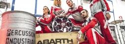 Abarth 695 Black Tie Racer Tour ultima tappa settembre Palermo